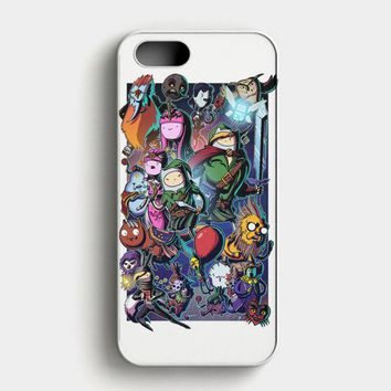 Adventure Time Party Time iPhone SE Case
