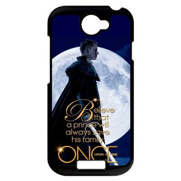 Once Upon A Time Believe A Prince HTC One S Case