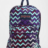 Urban Outfitters - Jansport Zigzag Splatter Backpack