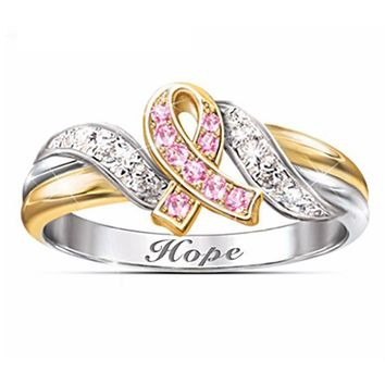 Hope Crystal Ring