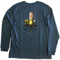 Southern Point - Signature L/S Tee RealTree Sportsman