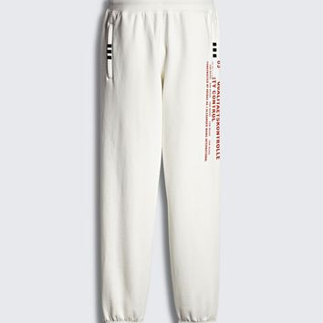 Alexander Wang ADIDAS ORIGINALS BY AW GRAPHIC JOGGERS PANTS | Official Site
