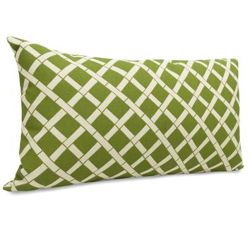 Sage Bamboo Small Pillow