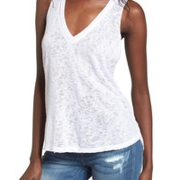 PST by Project Social T Raw Edge Tank | Nordstrom