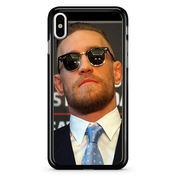 Conor Mcgregor Cool 2 iPhone X Case