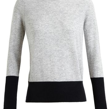 Vince colour block sweater