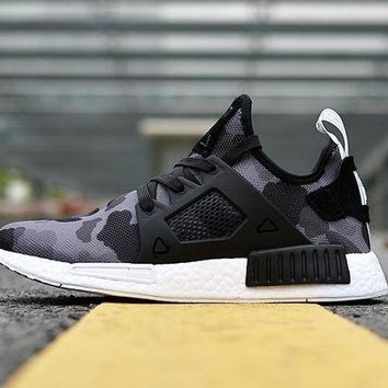 PEAPUX5 Adidas NMD x Mastermind x Bape Sneakers Sport Shoes
