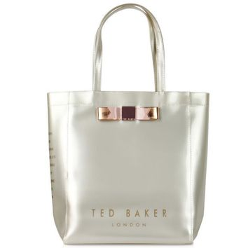 Ted Baker Women Shopping Leather Handbag Tote Satchel bag-2