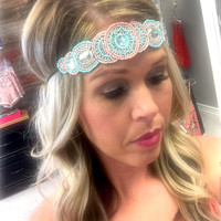 Miss Dixie Headband