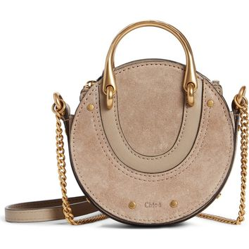 Chloé Nano Pixie Leather Crossbody Bag | Nordstrom