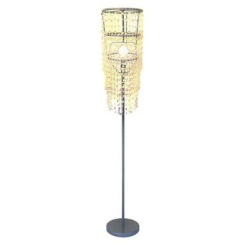 Xhilaration® Chandelier Floor Lamp