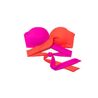 Wrap Bandeau - PINK - Victoria's Secret