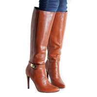Giselle Boots - Camel