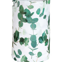 H&M Patterned Laundry Basket $12.99