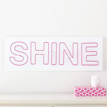 Shine On Wall Décor