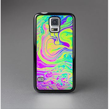 The Neon Color Fushion Skin-Sert Case for the Samsung Galaxy S5