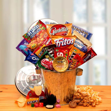 Snack Survival Gift Can