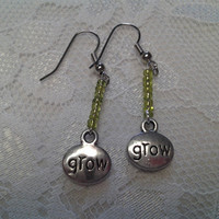 Play, Grow, Laugh and Imagine Earring Lot