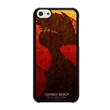 COWBOY BEBOP SILHOUETTE iPhone 5C Case
