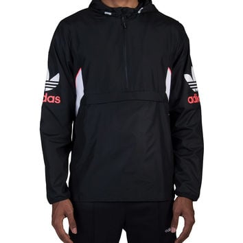 adidas Teodoro Run1 Hooded Jacket (Black) - BQ7524-001 | Jimmy Jazz