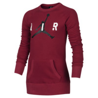 Jordan Big Air Crew Girls' Sweatshirt, by Nike