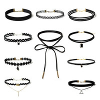 Choker Necklace Set B0014164