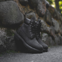 "Timberland 6"" Waterproof Premium Boot - Black"