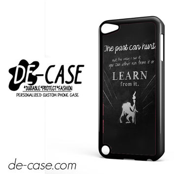 Rafiki Lion King Quote DEAL-9106 Apple Phonecase Cover For Ipod Touch 5