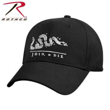 Join or Die Deluxe Low Profile Cap