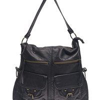 Convertible 4-Pocket Crossbody Bag | Wet Seal
