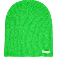 Neff Daily Beanie Neon Green One Size For Men 15726555801