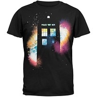 Doctor Who - Space TARDIS T-Shirt