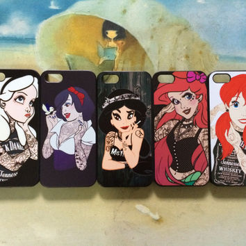Disney Punk Princess Cover for IPhone