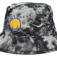 Golden State Warriors NBA Blacid Wash Denim Bucket