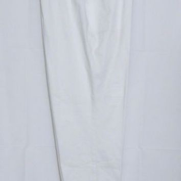 Just My Size Stretch Pants Plus Size 3X White New