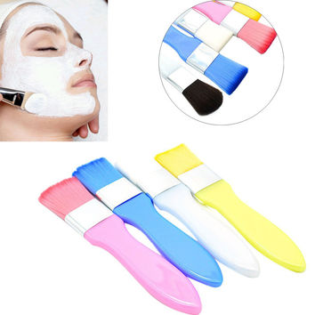 1PC New Professional Foundation Face Facial Mud Mask Mixing Brushes Skin Care Beauty Makeup Tools