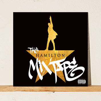 Various Artists - The Hamilton Mixtape LP - Urban Outfitters
