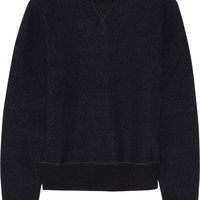 LAAIN - Boiled wool sweatshirt