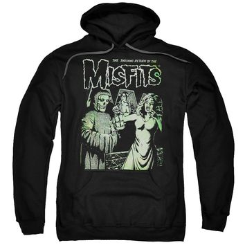 Misfits - The Return Adult Pull Over Hoodie
