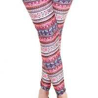 PINK PUNCH LEGGING