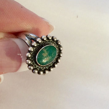 Turquoise Ring From Bell Trading Company