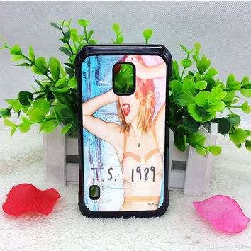 Taylor Swift Poster 1989 Cover Album Samsung S5 Cases haricase.com