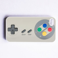 iPhone 4 Case - Retro NES Game Controller