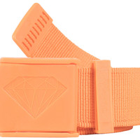 Orange Diamond Belt