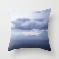 room with a view - day 9 Throw Pillow by findsFUNDSTUECKE (Steffi Louis) | Society6