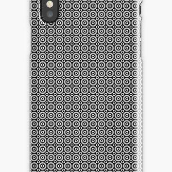 'Circle Stack GS' iPhone Case by derpfudge