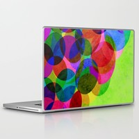 Up Laptop & iPad Skin by Miss L In Art