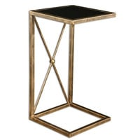 Uttermost Zafina Side Table - Uttermost 25014