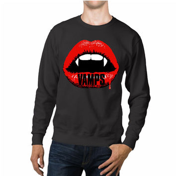 Vamps Japanese Band Music Unisex Sweaters - 54R Sweater