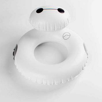 2017 new Baymax Inflatable Air Mattress Swim Pool Funny Float Toy swimming accessories children and adult high quality swimming